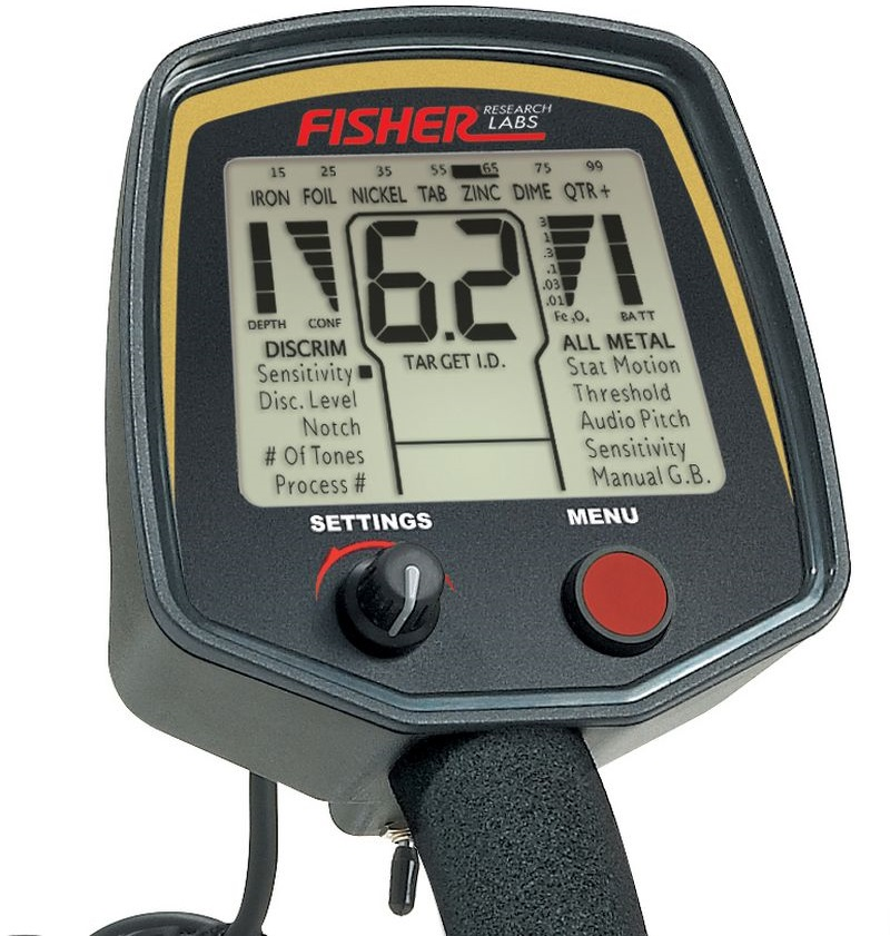 Fisher F75+ Front