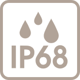 IP68 Wasserdicht