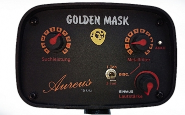 Golden Mask Aureus Bedienfeld