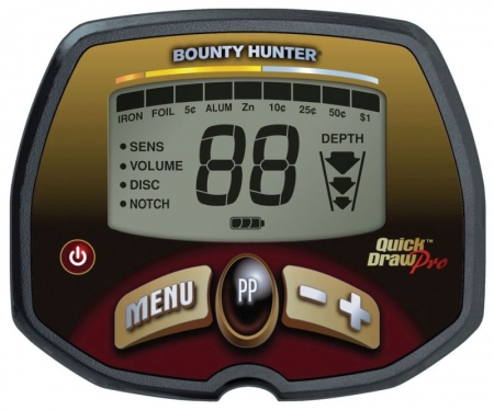 Bounty Hunter Quick Draw Pro Bedienteil