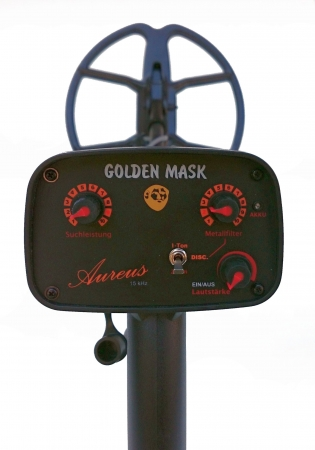 Golden Mask Aureus Metalldetektor